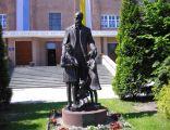 Pomnik Edmunda Bojanowskiego w Katowicach