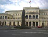 2007-07-20 Pomnik Słowackiego, Plac Bankowy, Warszawa