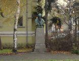 Pomnik Komeniusza w Lesznie