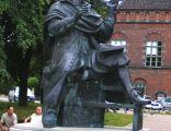 Jan Heweliusz Monument