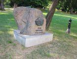 Pomnik Jana Kubisza w Cieszynie