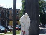 Pomnik Jana Pawła II we Wrześni 1