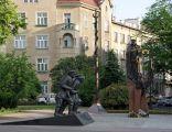 Jozef Pilsudski monument, Krakow,Poland