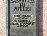 Bdg Kaz Wlk tablica