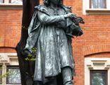 Kraków - Pomnik Mikołaja Kopernika 02
