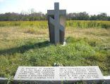 Pomnik nagrobny żołnierzy bolszewickich w Ossowie