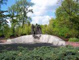 Pomnik Ofiar Katynia w Katowicach