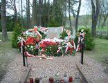 Twierdza Osowiec. Pomnik mordu katyńskiego