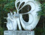 Monument paratroopers Klempicz