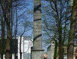 Pomnik Tadeusza kościuszki w Janowie Lubelskim 1