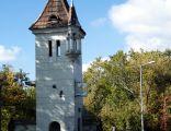 OPOLE portiernia z wieżą strażniczą przy wjeździe do zespołu fabrycznego ul Marka z Jemielnicy2. sienio