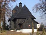 Kirche in Przewos (Fährendorf)