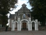 Rościszewo, Kościół par. p.w. św. Józefa 02; Kot