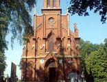 Rostkowo - kościół