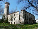 Rudnica ruiny zamku