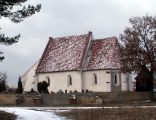 Church of Saints Simon and Jude Thaddeus in Rudno