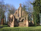 Chojna - kaplica św. Jana (ruina trwała)