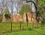 Czachowo ruiny kościoła 2