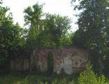 Mierniuszki ruiny kosciola