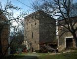 Stara lomnica - wieza mieszkalna