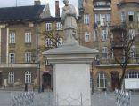 Rynek - Pomnik św. Jana Nepomucena
