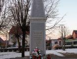 Choroszcz-Pomnik poległym