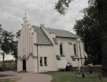 A 798 zespół kościoła p.w. św. Wojciecha Wąwolnica kaplica Matki Boskiej Kębelskiej przy kościele 5