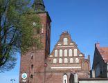 Susz - kościół pw. św. Antoniego (5)