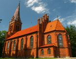 Sanktuarium św. Brunona Bonifacego z Kwerfurtu w Bartoszycach.