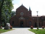 Kościół p.w. Św. Józefa przy klaszt. OO. Karmelitów Bosych Wadowice 001MS