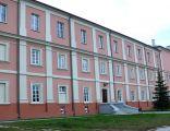 Zespół seminaryjny budynek 01 tył - Janów Podlaski powiat bialski woj. lubelskie ArPiCh A-202