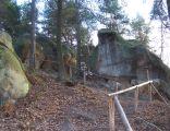 Rezerwat przyrody Skamieniałe Miasto - Orzeł