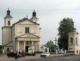 Poland Skrzeszew church