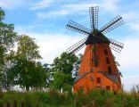 Alt Rosenthal. Eine Windmühle von 1873