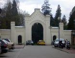Stary cmentarz ewangelicki.Bielsko-Biała