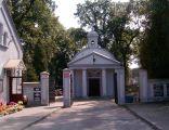 Jaroslaw stary cmentarz kaplica