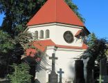 Cmentarna kaplica ewangelicka Lodz