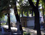 Old Cemetery in Ostrów Wielkopolski