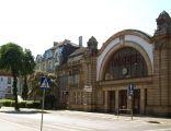 Stary dworzec kolejowy w Katowicach
