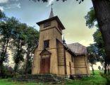 Stary kościół Najświętszego Serca Pana Jezusa