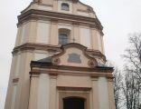 Boguchwała, kościół p.w. św. Stanisława Biskupa 1