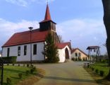 Suliszewo, kościół, (pow. Drawsko Pom.)