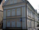 Opole dawny szpital św. Aleksego,ściana północna od ulicy. sienio