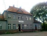 Szamocin dworzec