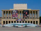 Nowa fontanna plac Dąbrowskiego