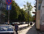 Ulica Edwarda Abramowskiego