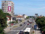 2006 08 01 ul Kołobrzeska w Gdańsku, ubt