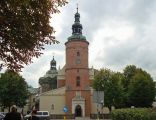 Czestochowa st. Barbara church