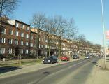 Gdańsk ulica Kościuszki