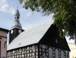 2008 08060043 - Rakoniewice - szachulcowy kościół ewangelicki z 1763 r.- obecnie muzeum